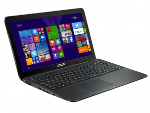 ASUS 15,6 HD X555UJ-XO018T - Fekete - Windows® 10 64bit Intel® Core™ i7-6500U (4M Cache, up to 3.10 GHz), 4GB, 1TB, Nvidia® 920M 2GB, Matt kijelző