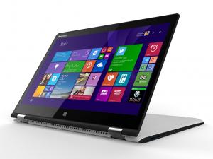 Lenovo Yoga 500-14ISK laptop (Intel® Core™ i5-6200U Processzor/4GB/500GB/NVIDIA GeForce 920M/Windows 10/Fehér)