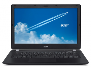 ACER TRAVELMATE TMP238-M-358R 13.3 HD LCD, Intel® Core™ i3 Processzor-6100U, 4 GB, 128GB SSD, NO ODD, Intel® HD 520, LINUX, FEKETE