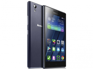 Lenovo P70 Dual SIM 4G Kék okostelefon