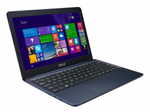 ASUS X205TA BING-FD015BS laptop (Intel® Atom™ Processzor Quad Core™ Z3735F/2GB/32GB/Intel® HD Graphics/Windows 8.1/Sötétkék)