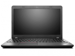 LENOVO ThinkPad E550, 15,6 HD, Intel® Core™ i5-5200U 2.70GHz, 4GB, 500GB, DVD-RW, Intel® HD 5500, No OS, fekete