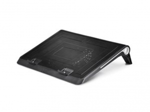 DeepCool Notebook Hűtőpad 17-ig - N180 FS (20dB; max. 143,9 m3/h; 18cm, 1xUSB2.0)
