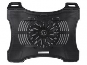 Thermaltake CLN0023 Massive14 X 15 notebook fekete 14cm fan hűtőpad