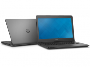 DELL NB Latitude 3450 14 HD Intel® Core™ i3 Processzor-4005U 1.7GHz Intel® VGA , 4GB 500GB Linux, 3cell