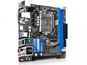 ASRock s1150 Z97M-ITX/AC Alaplap