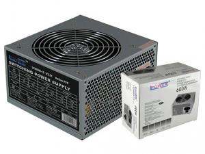 LC Power Tápegység LC600H-12 V2.31 - 600W