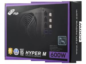 FSP Tápegység Hyper M - 600W