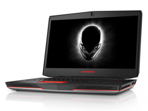 DELL NB Alienware 17 17.3 FHD,Touch Core™ i7-4980HQ 4.0GHz, 8GB, 1TB HDD, noODD, 3GB nVidia GF GTX980M, Win8.1 64bit ENG, 8cell, Anodized Aluminium
