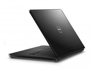 DELL Inspiron 5558 15.6 HD TrueLife fényes, Intel® Core™ i3-5005U Processzor 2.0GHz, 4GB DDR3L, 1TB HDD, Intel® HD Graphics 5500, DVD, Fast Ethernet, 802.11 ac, BT, HDMI, CR, 3cell, Feketefényes, Linux (INSP5558-100)