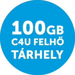 Laptopszalon Felhő tárhely 100GB/év