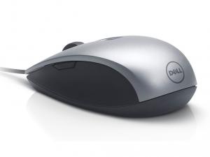 Dell 570-11349 ezüst/fekete egér