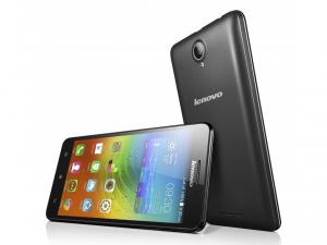 Lenovo A5000 - P0SE000DRO - Dual SIM Fekete okostelefon