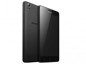 Lenovo A6000 - P0SB000DRO - Dual SIM 4G Fekete okostelefon