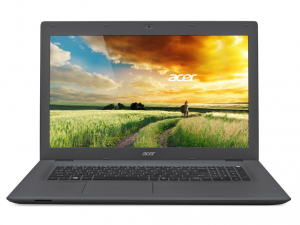 Acer Aspire E5-772-35WA laptop (Intel® Core™ i3-4005U Processzor/4GB/500GB/Intel® HD Graphics 4400/Linux/Grafitszürke)
