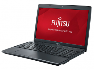 Fujitsu Lifebook A514 notebook 15,6 Core™ i3-4005U 4GB 128GB (gyári!) SSD Win 10