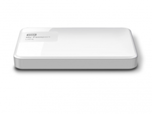 Western Digital 2,5 My Passport Ultra 1TB USB3.0 - Brilliant White Külső merevlemez