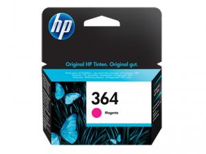 HP 364 bíbor eredeti tintapatron