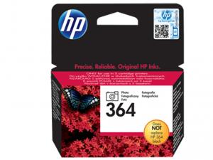 HP 364 eredeti fotótintapatron
