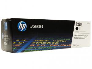 HP 128A fekete eredeti LaserJet tonerkazetta