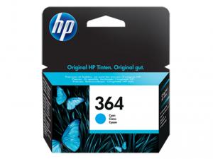HP 364 ciánkék eredeti tintapatron