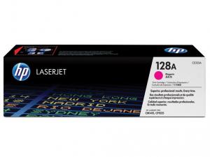 HP 128A bíbor eredeti LaserJet tonerkazetta