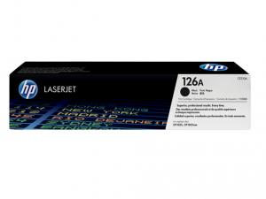 HP 126A fekete eredeti LaserJet tonerkazetta