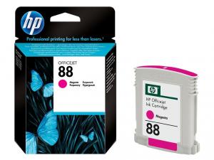 HP 88 magenta tintapatron