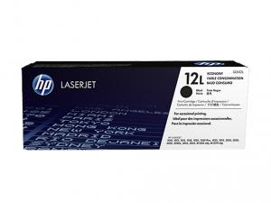 Eredeti HP 12L fekete LaserJet tonerkazetta