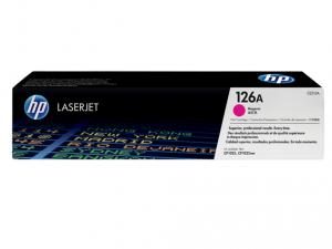 HP 126A bíbor eredeti LaserJet tonerkazetta