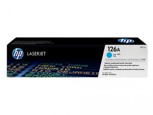 HP 126A ciánkék eredeti LaserJet tonerkazetta