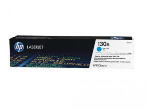 HP 130A ciánkék eredeti LaserJet tonerkazetta