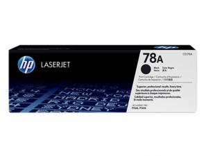 HP 78A fekete eredeti LaserJet tonerkazetta