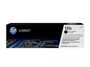 HP 131X nagy kapacitású fekete eredeti LaserJet tonerkazetta