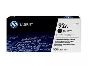 HP 92A fekete eredeti LaserJet tonerkazetta