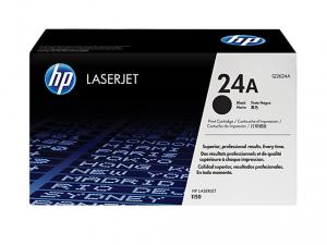 HP 24A eredeti fekete LaserJet tonerkazetta