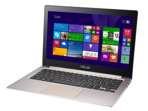 ASUS Zenbook 13,3 FHD UX303UB-R4111T - Barna - Windows® 10 Home Intel® Core™ i5-6200U /2,30GHz - 2,80GHz/, 8GB 1600MHz, 256GB SSD, Nvidia® 940M 2GB, Wifi, Bluetooth, Webkamera, Windows® 10 Home, Háttérvilágítású billentyűzet, Sleeve & Cable, Matt kijelző