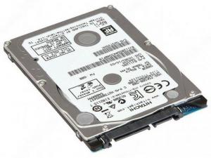 Hitachi Travelstar Z5K500 2,5 SATA2 500GB/8MB Merevlemez