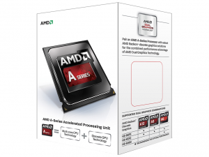 AMD FM2 A4-Series A4 6300 Processzor