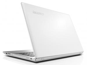 Lenovo Ideapad 15,6 FHD LED Z51-70 80K601DCHV - Fehér Intel® Core™ i3-5005U / 2,00GHz, 4GB DDR3L / 1600MHz, 1 TB HDD, DVDSMDL, AMD® Radeon™ R7 M360 / 2GB, WiFi, Bluetooth, FreeDOS, Matt kijelző