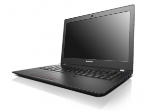 Lenovo Ideapad 13,3 FHD LED E31-70 - 80KX00C0HV - Fekete - Windows® 8.1 Intel® Core™ i5-5200U / 2,20GHz, 8GB/1600MHz, 1TB SATA, Intel® HD Graphics, WiFi, Bluetooth, Webkamera, Ujjlenyomat olvasó, Windows® 8.1 64bit, Matt kijelző