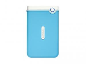 Transcend StoreJet Portable 1TB USB3.0 - Kék Külső merevlemez