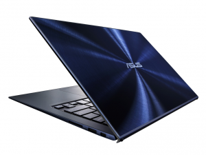 ASUS Zenbook 13,3 FHD UX301LA-C4171H - Sötétkék - Windows® 8.1 Intel® Core™ i7-5500U - 2,40GHz, 8GB /1600MHz, 256 SSD, WIFI, BT 4.0, Webkamera, Windows 8.1 64bit, Fényes kijelző