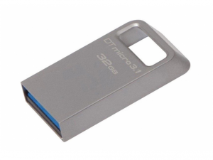 Kingston DataTraveler Micro - 32GB USB 3.1 Pendrive