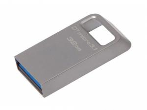 Kingston DataTraveler Micro - 32GB USB 3.1 Pendrive