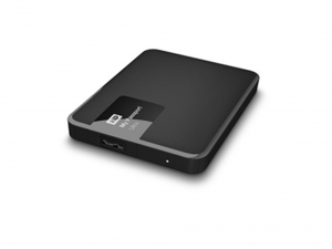 Western Digital My Passport Ultra 3TB Classic Black Külső merevlemez