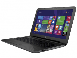 HP 250 G4 15.6 HD AG, Intel® Core™ i3 Processzor 5005U, 4GB, 1TB, AMD R5M330 2GB, Black, DOS, NO Case, 1Y+1YCp
