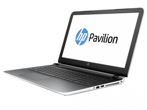 HP Pavilion 15-AB003NH laptop (Intel® Core™ i5-5200U Processzor/4GB/1TB/NVIDIA GeForce 940M/DOS/Fehér)