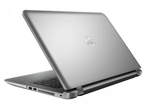 HP PAVILION 15-AB223NH, 15.6 HD BW, Core™ I3-6100U, 4GB, 500GB, Intel® HD UMA, WIN 10, TERMÉSZETES EZÜST
