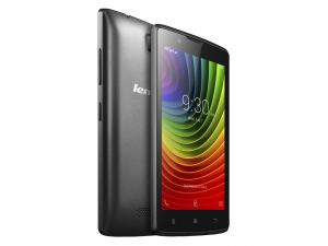 Lenovo A2010 Fekete okostelefon